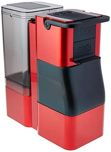 Máquina Espresso S27 Três Vermelha