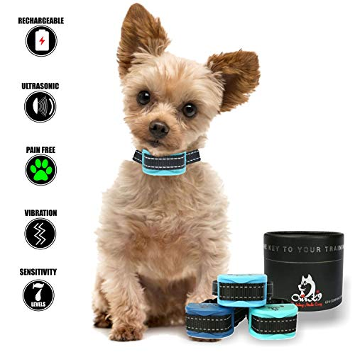 Our K9 Training Made Easy  Ultrasonic Bark Collar...