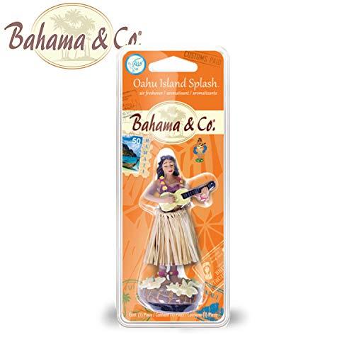 Bahama & Co. E301520400 Hula Girl, Oahu Island Splash