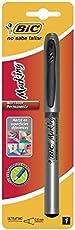 BIC Permanent Marker Bolígrafo Marking Ultrafino, 1 pieza, negro