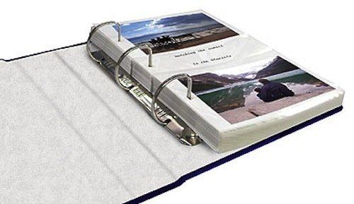 Bulk Pack Pioneer STR 4x6 Photo Album Refill for ST-400 - 100 Pages (50 Sheets) str-50