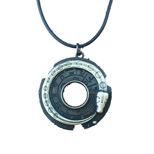 Athena Assassin's Creed Portal 18 Inch Necklace Gift Box Included - Comic Con Assassin's Creed Costume