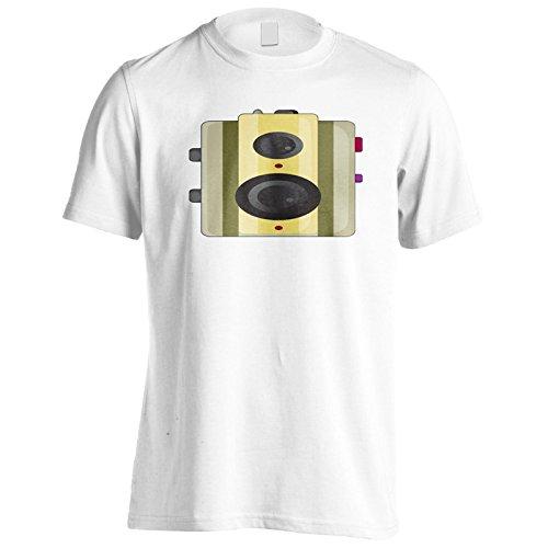Neue Set-Kameras Flaches Design Herren T-Shirt h384m
