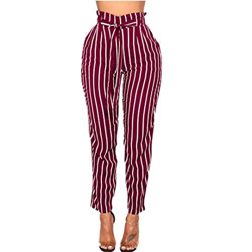 Donna Impero Pantaloni Vino Jeanshosen Itisme p71x6aqS