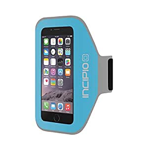 iphone 6s armband incipio performance comfortable exercise armband fits both. Black Bedroom Furniture Sets. Home Design Ideas