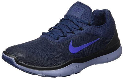 Shoe Trainer Nike College Men's Royal Free Training v7 Navy Blue Deep gwfXqw