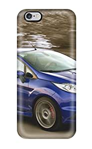New Fashion Premium Tpu Case Cover For Iphone 6 Plus - Ford Fiesta Blue Road