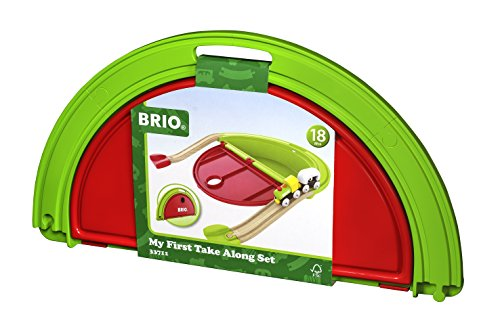 Brio My First Railway Take Along Set