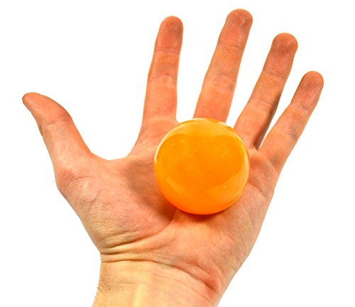 Orange Sphere (Rejuvenating Orange Stone Crystal Aura Sphere, 2