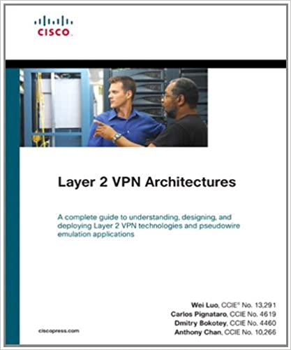 Layer 2 vpn architectures paperback networking technology 1 wei layer 2 vpn architectures paperback networking technology 1st edition kindle edition fandeluxe Images