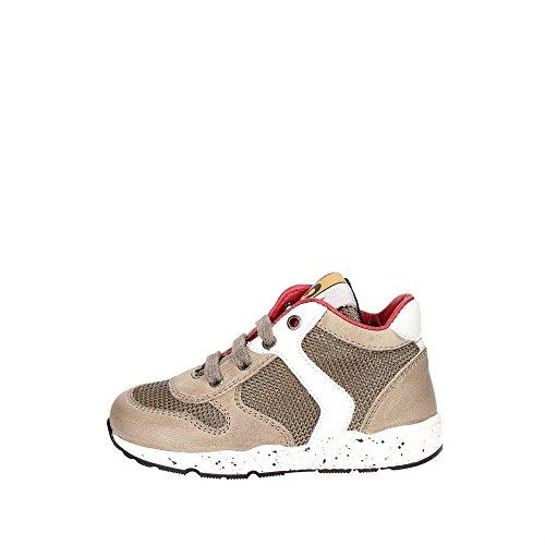 Ciao Bimbi 6694.22 Zapatillas de Deporte Altas Boy Marrón fango