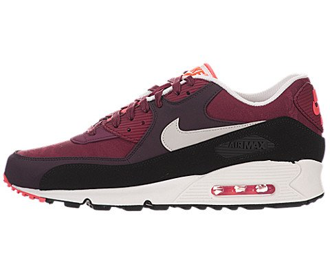 huge discount fc7bf f7fa5 Nike Air Max 90 Premium Mens Running Shoes 333888-611 Team Red 10.5 M US -  Buy Online in UAE.   Apparel Products in the UAE - See Prices, Reviews and  Free ...