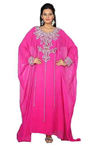 palasfashion manches 3/4ouvert type pour Maxi robe femme kkpf17190
