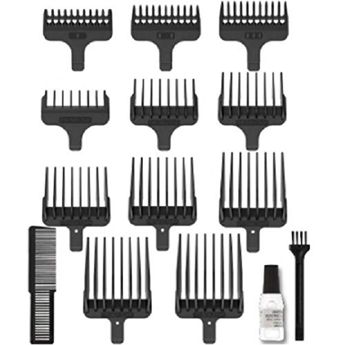 Replacement Accessory Kit For Select Wahl Detachable T-Blade Trimmers ()