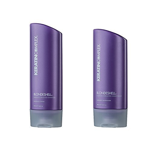 deshell Debrass & Brighten Shampoo And Conditioner Duo 13.5 oz ()