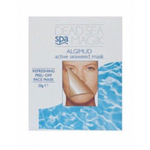 ((10 PACK) - Dead Sea Spa Magik - Algimud Active Seaweed Mask   25g   10 PACK BUNDLE by Dead Sea Spa Magik )