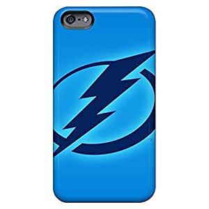 Hot Style mobile phone shells Protective Stylish Cases covers iphone 5s - tampa bay lightning