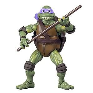 Donatello - Figura de la película de Las Tortugas Ninja Mutant
