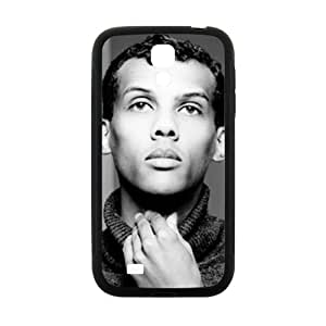 Imperturbable handsome man Cell Phone Case for Samsung Galaxy S4