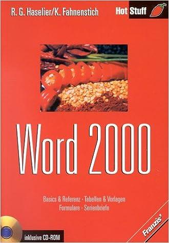 Word 2000.