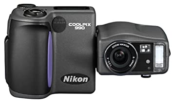 Review Nikon Coolpix 990 3.34MP