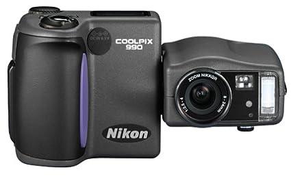 amazon com nikon coolpix 990 3 34mp digital camera w 3x optical rh amazon com Nikon Coolpix Owners Manual 2000 Nikon Coolpix Digital Camera Manual