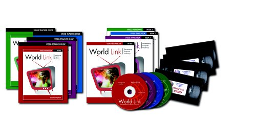 World Link: Developing English Fluency, Book 3 (Bk.3)