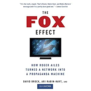 The Fox Effect Audiobook