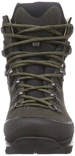 Damen Yukon Hanwag Trekking Wanderstiefel Asche amp; Grau 15qR8qS