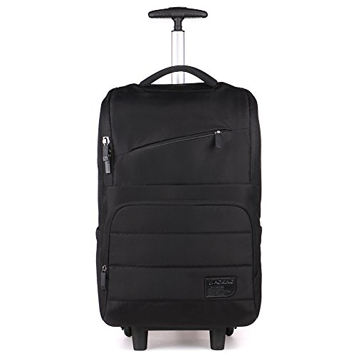 Compact Wheeled Laptop Bag - 8