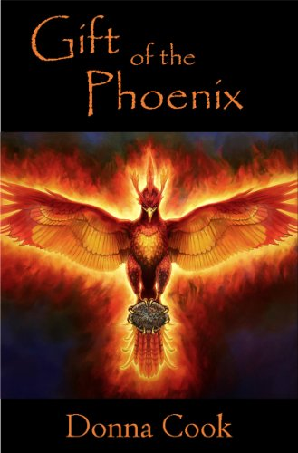"<strong>Magic, Adventure, Mystery, Romance… <em>Gift of the Phoenix</em> by Donna Cook Has Something For Everyone & With 4.8 Stars, Readers Agree It's ""A Wonderful Journey""</strong>"