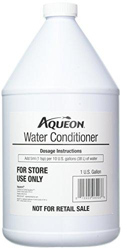 (Aqueon Aquarium Tap Water Conditioner, 1-Gallon)