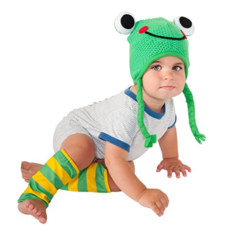 Rubie's Baby's Frog Costume Kit, Green, 6-12 Months for $<!--$11.16-->