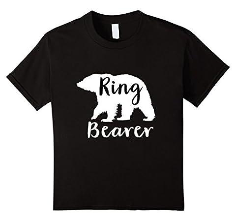 Kids Ring Bearer Outfit - Gift For Ring Bearer - Wedding Gifts 4 Black