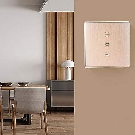 Nrpfell Vida Inteligente Interruptor De La Cortina Wifi?Para Cortina Motorizada Electrica Trabaja Con Alexa Home (Eu?Enchufe): Amazon.es: Bricolaje y herramientas