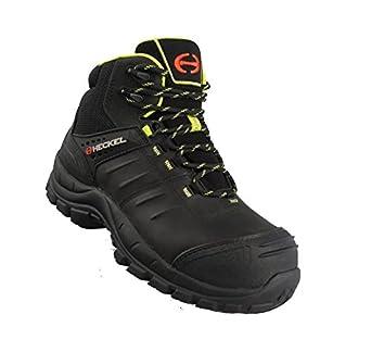 Heckel MACsole Sport MACMOVE S1P HRO SRA - Chaussure de Sécurité Sportive/Sandale - Taille 43 tnk1jQEo7Y