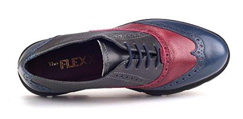 Blue Oxford Flexx Lunatic The Woman Ocean Shoe AgU7YRqwcO