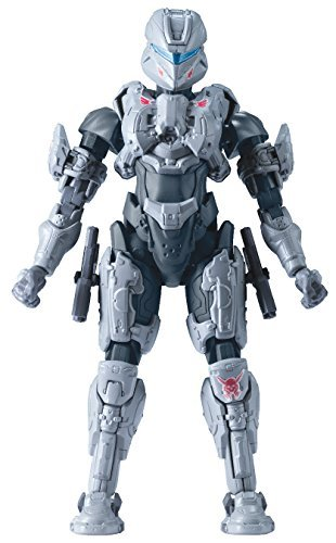 SpruKits Halo Spartan Commander Sarah Palmer Action Figure Model Kit, Level 2 by SpruKits