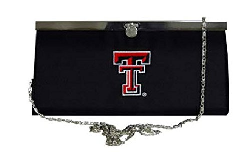 - Game Day Outfitters NCAA Texas Tech Red Raiders Women's Purse Clutch, One Size, Multicolor