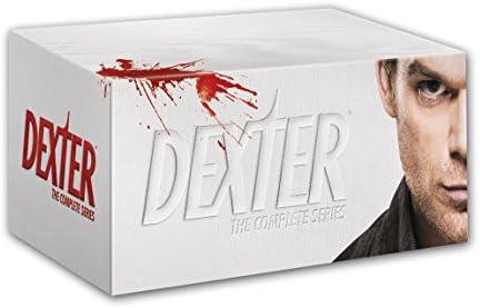 Dexter - Serie Completa Pack El Oscuro Pasajero DVD: Amazon.es ...