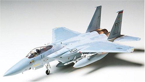 Tamiya 1/48 McDonnell Douglas F-15C - F-15c Eagle
