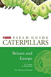 Caterpillars of Britain and Europe (Collins Field Guide)