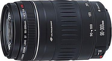 Canon EF 90-300mm F4 5-5 6 USM