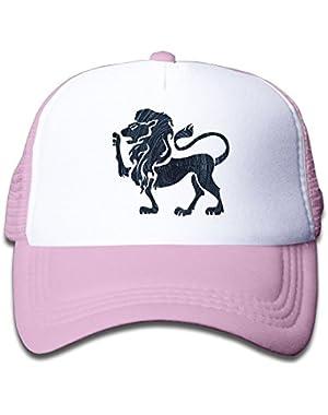 Four Lioness Walking Baby Baseball Cap Infant Trucker Hat