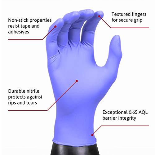 10 Boxes of 100 FULL CASE Supreno SE Powder Free Nitrile gloves by Microflex