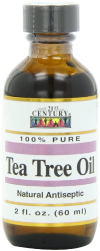 21st Century Tea Tree Oil, 2-Ounce,, Health Care Stuffs