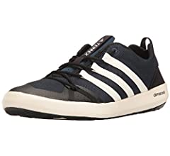 adidas Outdoor Men's Terrex Climacool Boat Water Shoe, Black