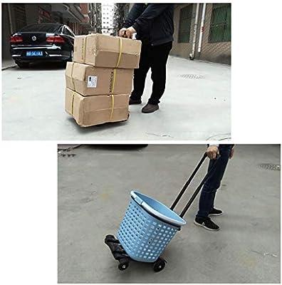 472f1933e901 Amazon.com: XXY Trolley Garden Tool Cart Sack Truck Mobile Small ...