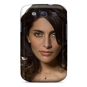 Unique Design Galaxy S3 Durable Case Cover Brunettes Women Caterina Murino