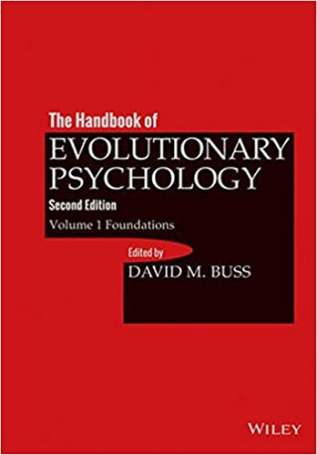 David buss books